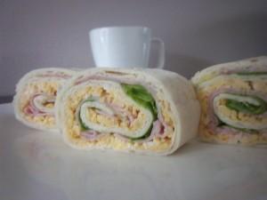 Ei/Ham Wrap